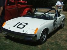 Highlight for Album: Porsche 914-6