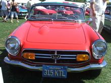 Highlight for Album: 1968 Honda S800