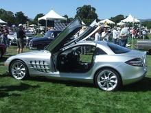 Highlight for Album: 2005 Mercedes Benz SLR