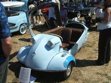 Highlight for Album: 1955 Messerschmitt KR 201