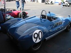 Highlight for Album: 2006 Monterey Historic Races