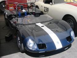 Highlight for Album: 2007 Monterey Historic Races