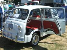 Highlight for Album: 1966 Fiat 600 D Multipla