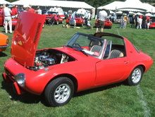 Highlight for Album: 1967 Toyota Sports 800